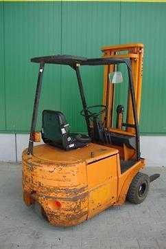 STILL EFG 1.2/5003 3-Rad Gabelstapler gebraucht Elektro - 11416231E
