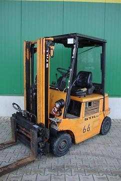 still dfg 1 6 chariot l vateur 4 roues d 39 occasion diesel. Black Bedroom Furniture Sets. Home Design Ideas