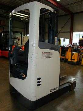 Used Forklifts Crown Greifera iekrāvējs ESR4500 (Image  2)