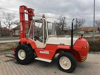 Used Forklifts Manitou Rough terrain truck MC60 CP (Offer 11573263)