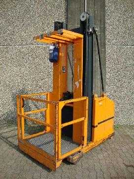 Used Forklifts Magaziner High level order picker (> 6 m) EV 10 (Offer 5937039)